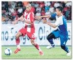 Keputusan pasukan Kelantan membawa masuk Indra Putra (merah) nyata berbaloi. Dengan ketangkasan dan kebolehan hantaran tepatnya, Indra membawa pasukan baru liga super, Kelantan bersaing dengan pasukan elite lain.
